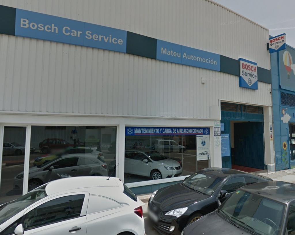 bosch service mateu automocion en onda castellon